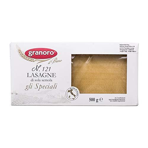 グラノーロ ラザニア No121 500g granoro