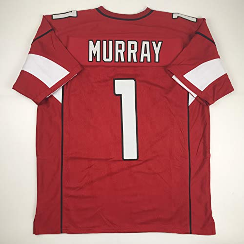 Unsigned Kyler Murray Arizona Red Custom Stitched Football Jersey Size Men's XL New No Brands/Logos