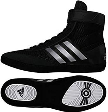 adidas - Zapatos deportivos para hombre Combat Speed 5, Negro, 8