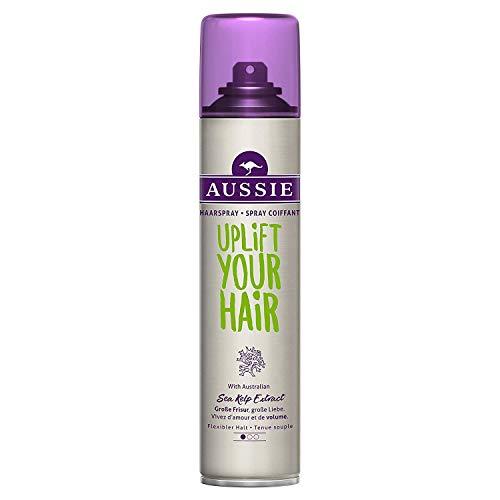 3 x Aussie Uplift Your Hair Volumen Haarspray Flexibler Halt je 250 ml
