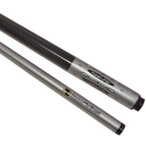 Trademark Global, Billardqueue, 40-TISILV, Silber/schwarz, 58x1x1