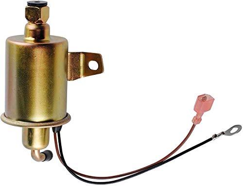 Podoy 149-2311 Fuel Pump For Onan Cummins Generator 4KW Microlite MicroQuiet 4000 4Kw RV A029F889 E11007 149-2311-02 149231101 12V Fuel Gas Pump