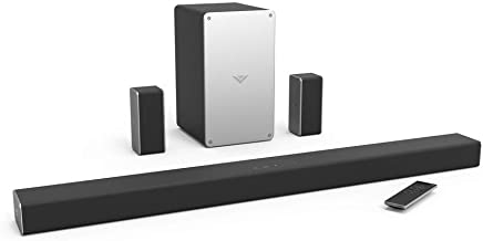 vizio surround speakers static