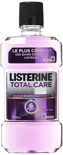 Listerine Total Care Mondwater 500ml