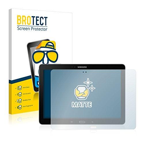 BROTECT 2X Entspiegelungs-Schutzfolie kompatibel mit Samsung Galaxy Note 10.1 2014 Edition LTE SM-P605 Matt, Anti-Reflex, Anti-Fingerprint