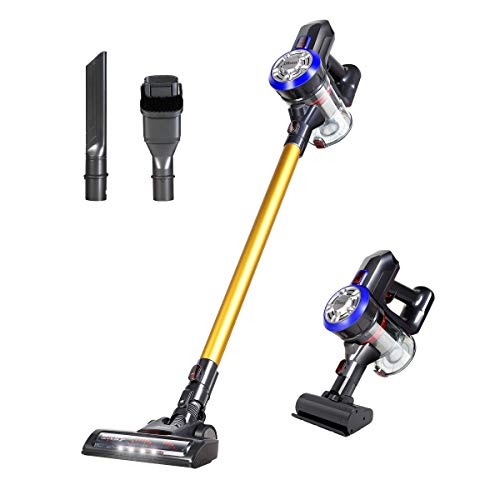 Dibea D18 Lightweight Cordless Stick Vacuum