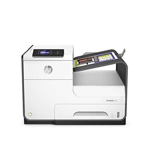 HP PageWide 352dw Tintenstrahldrucker (Duplex, WLAN, Netzwerk, ePrint, Airprint, Cloud Print, USB, 2400 x 1200 dpt) weiß