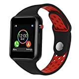 AVIKA M3 Anti-Lost Touch Screen Bluetooth Smart Watch with Camera | Cell Phone Watch with Sim Card...