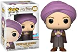 Funko Pop Harry Potter Professor Quirrell Fall Convention Exclusive