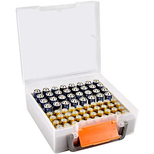 Batteriebox Batterie Aufbewahrungsbox...