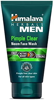 Siddhi Enterprises Himalayas Men Pimple Clear Neem Face Wash, 100ml