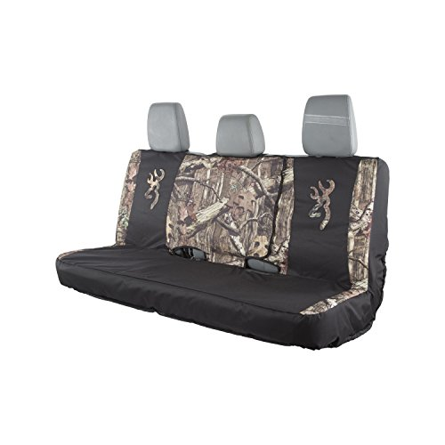 Browning Camo Bench Seat Cover, Mossy Oak Break-Up Infinity, Bench