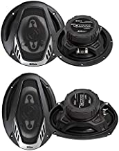 Best boss nx654 6.5 4 way car speakers Reviews