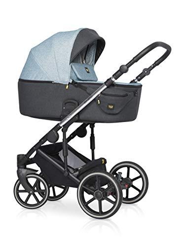 Expander Kinderwagen, 3-teilig, Modell Exeo Ocean