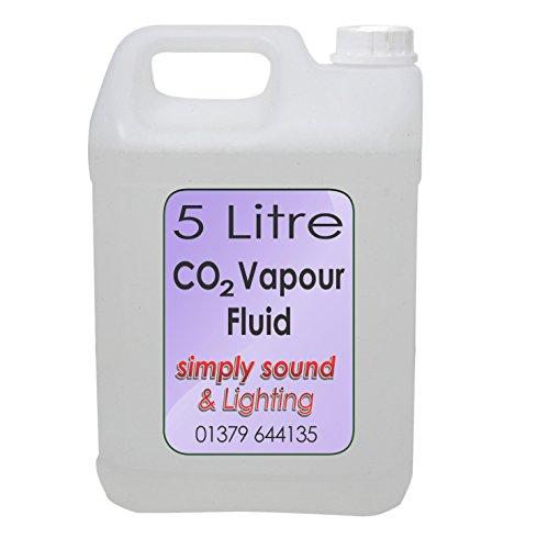 Vapour Blast CO2 Effect Rook Vloeistof Hoge Kwaliteit 5L Flesvloeistof