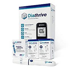 DiaThrive Blood Glucose Meter