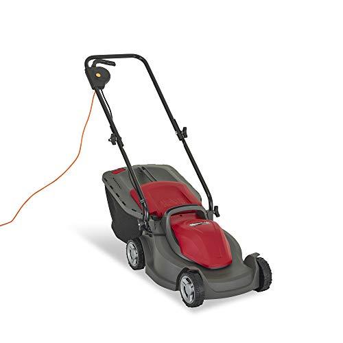 Mountfield 297370068/AMZ ME370 Electric Rotary Lawnmower, 1300 W