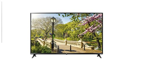 LG 49UJ6350 Televisor 49' Smart, Resolución 38402160, 4K Ultra HD, Potencia 20 W, HDMI, USB, Bluetooth, Color Negro