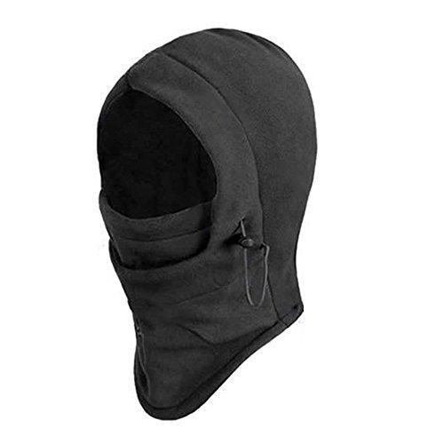 lsv-86in 1Thermal Fleece Sturmhaube Kapuze Polizei Swat Ski Bike Wind Stopper Face Maske
