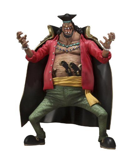 One Piece Figuarts ZERO Blackbeard Marshall D. Teach PVC Figurine