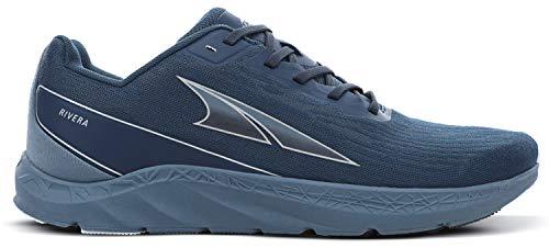 ALTRA Men's AL0A4VQL Rivera Road Running Shoe, Majolica Blue - 12 M US