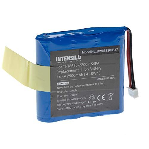 INTENSILO batería Compatible con Marshall Kilburn Altavoz Altavoces (2900mAh, 14.4V, Li-Ion)