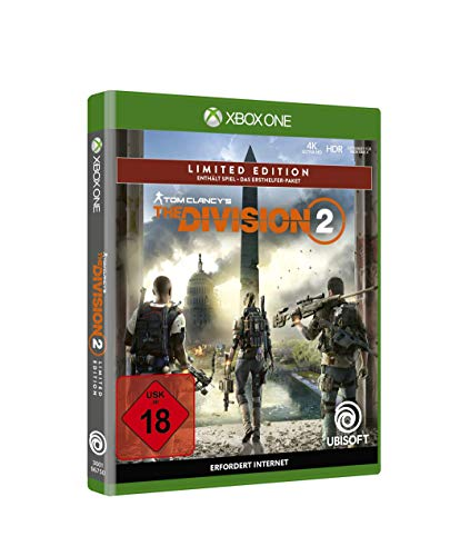 Tom Clancy's The Division 2 Limited Edition - [Xbox One - Disk]