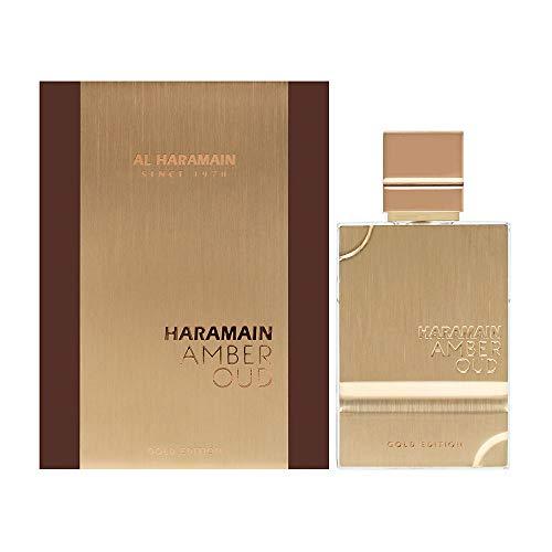 Al Haramain Perfumes Amber Oud Gold Edition EDP Spray, 1 unidad