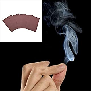 ButterThao93 Magic Trick Smokes Surprise Prank Joke Mystical Fun Magic Smoke from Finger Tips