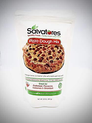 Salvatores Gourmet Italian 20oz. Pizza Dough Mix , 2 Pack