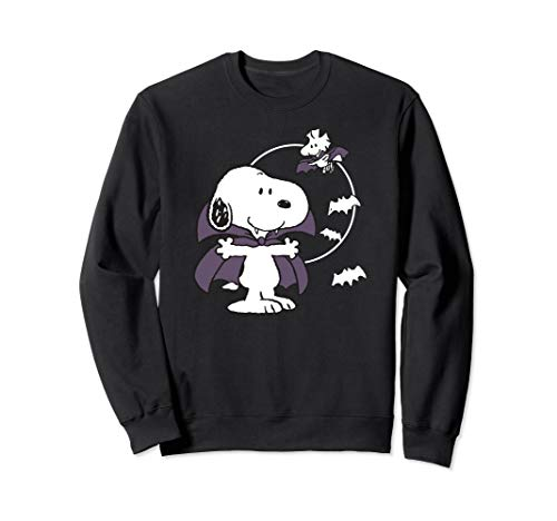 Peanuts Halloween Snoopy Vampire Sweatshirt