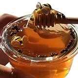 Crystal Slime Toys Clear Honey Slime Bee Arcilla polimérica Modelado Slime Putty Toy Honey