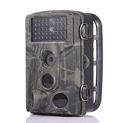 LHYAN Hinterkamera mit Nachtsicht, wasserdichte Wildkamera für die Jagd auf Wildtiere im Freien