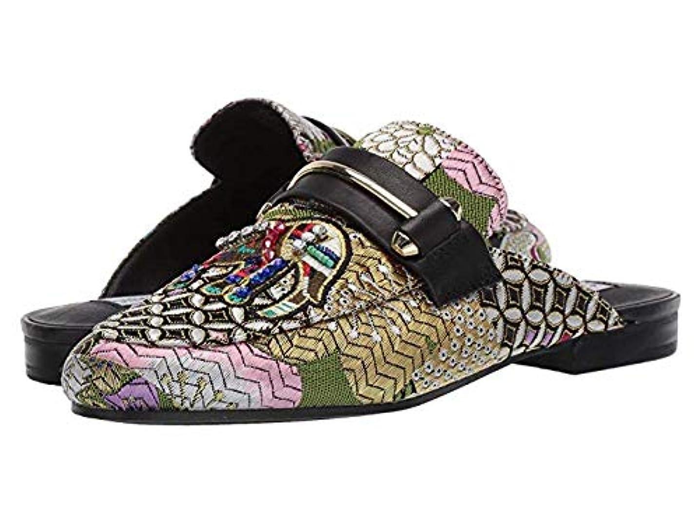 ポータブル意味パイロットレディースローファー?靴 Kera Multi (24.5cm) M [並行輸入品]