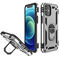 Military Grade Tested Protective Case with Kickstand for iPhone 12 Mini