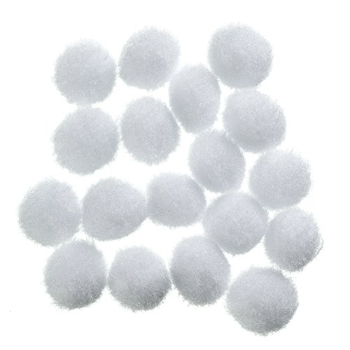 efco Alfileres, Poliamida Blanco de 10 mm 100 Pcs.