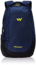 Wildcraft Turnaround Polyester 14 inch 27 Ltrs Blue Laptop Bag (8903340000000),Wildcraft,8903340000000,bagpack,bagpack for women,bagpacks,bagpacks for college,bagpacks for girls stylish,pubg bagpack level 89,wildcraft bagpacks