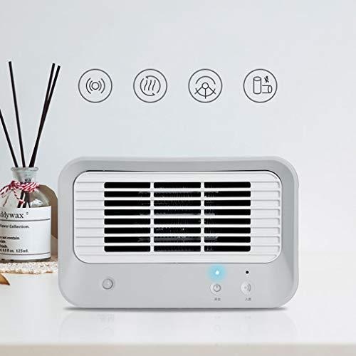 Calefactor Calentador de Temperatura Constante Anti-escaldar fácil de Limpiar Pequeño 8H temporizado inducción del Cuerpo Humano Fast Heat Gran Angular QIQIDEDIAN