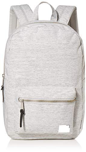 Herschel Settlement Backpack, Light Grey Crosshatch, Mid-Volume 17.0L