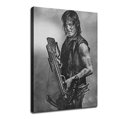 póster the walking dead fabricante FINDEMO