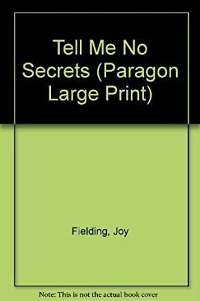 Tell Me No Secrets (Paragon Large Print)