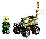 LEGO Ninjago Lloyd 30539 - Bolsa de plástico para bicicleta