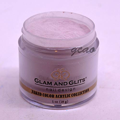 ACRYLIC POWDER COLOR -NAKED COLLECTION - 1oz/28g - (416 - Mauve over my turn)