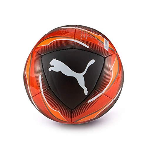 PUMA Valencia CF Temporada 2020/21-PUMA Icon Mini Ball Black-Vibra Balón de Fútbol, Unisex, Multicolor (Multicolor)