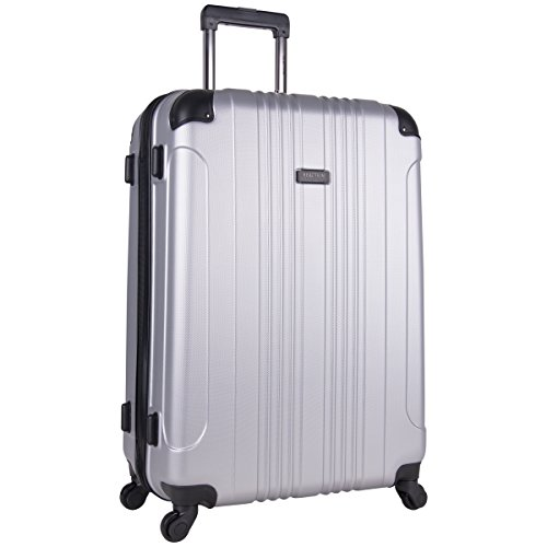 Kenneth Cole Reaction Out Of Bounds 28-Inch Check-Size Lightweight Durable Hardshell 4-Wheel Spinner...