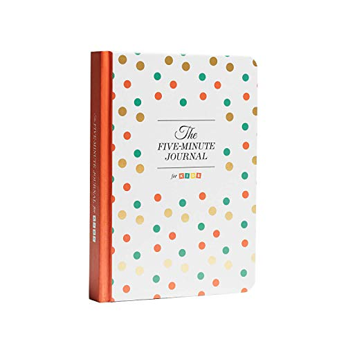 The Five Minute Journal for Kids | Original Creator of The Five Minute Journal - Children's Simple Daily Guided Diary - Teaches Gratitude & Happiness, Great for Boys or Girls