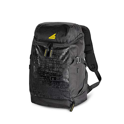 Rollerblade Bolsas Urban Backpack LT 20  Adultos Unisex  Negro  Talla Única