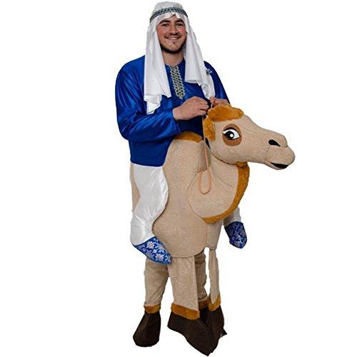 Disfraz de Jeque en Camello - Unisex, L