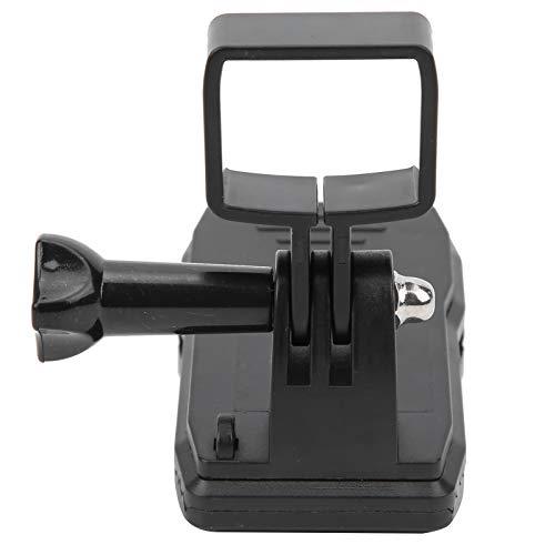 Soporte de Correa para Mochila Soporte de Clip rápido Rotación Expansión de Clip para Mochila Base Fija Soporte de Montaje Portátil Resistente y Duradero, para dji OSMO Pocket Camera