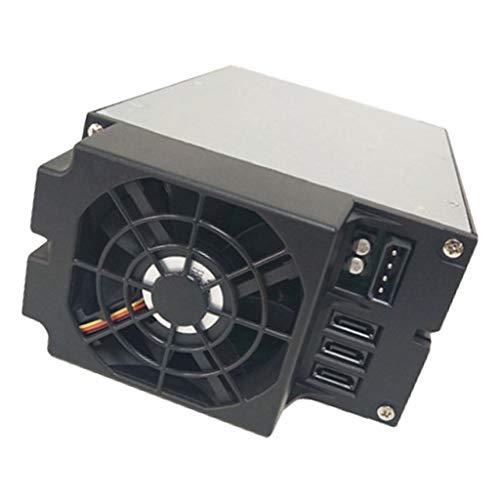 balikha Caja de Intercambio en Caliente SAS SATA HDD de 2 * 5,25 Pulgadas a 3 * 3,5 Pulgadas / 2,5 Pulgadas